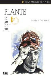 Cover of: Jacques Plante
