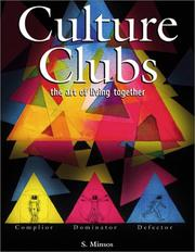 Cover of: Culture clubs | Susan Felicity Minsos