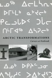 Cover of: Arctic Transformations
