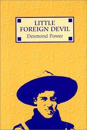 Cover of: Little foreign devil