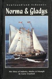 Cover of: Newfoundland schooner
