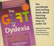 Cover of: The Gift of Dyslexia Audio CD Set