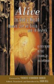 Cover of: Alive in God