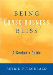 Cover of: Being Consciousness Bliss