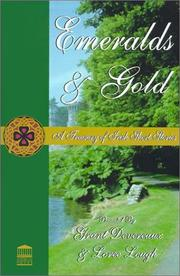 Cover of: Emeralds and Gold: A Treasury of Irish Short Stories
