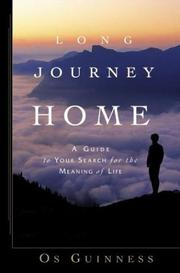 Cover of: Long Journey Home