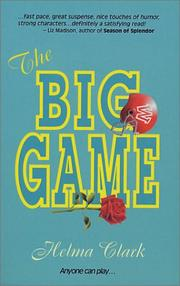 Cover of: The Big Game | Helma Clark