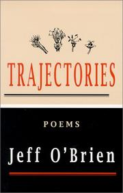 Cover of: Trajectories