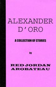 Cover of: Alexander D'Oro and Other Stories