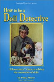 Cover of: How to be a Doll Detective