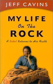 Cover of: My Life on the Rock