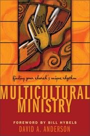 Cover of: Multicultural Ministry