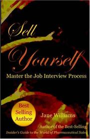 Cover of: Sell Yourself!