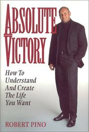 Cover of: Absolute victory | Robert Pino