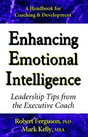 Cover of: Enhancing Emotional Intelligence | Robert Ferguson