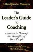 Cover of: The Leader's Guide to Coaching | Robert Ferguson