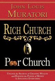 Cover of: Rich Church, Poor Church | John, Louis Muratori