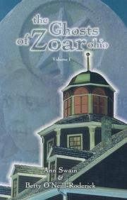 Cover of: The Ghosts of Zoar, Ohio | Ann Swain