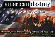 Cover of: American Destiny | Stephen Mansfield