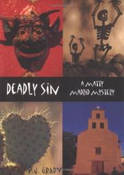 Cover of: Deadly sin | P. J. Grady