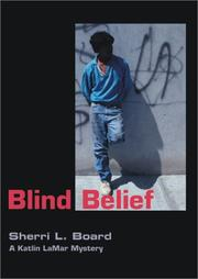 Cover of: Blind belief