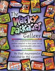 Cover of: The Wacky Packages Gallery