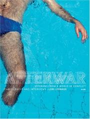 Cover of: Afterwar