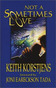 Cover of: Not A Sometimes Love