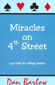 Cover of: Miracles on 4th Street