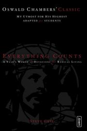 Cover of: Everything Counts | Steve L. Case