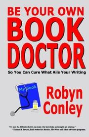 Cover of: Be Your Own Book Doctor