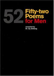 Cover of: 52 Poems for Men