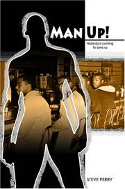 Cover of: Man Up