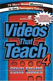 Cover of: Videos That Teach 4: 75 more movie moments to get teenagers talking