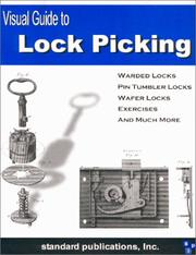 Cover of: Visual Guide to Lock Picking