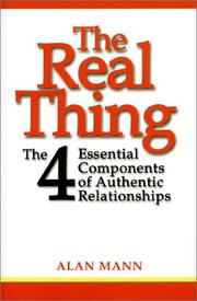 Cover of: The Real Thing