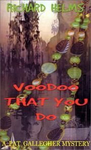 Cover of: Voodoo That You Do (Pat Gallegher Mysteries)