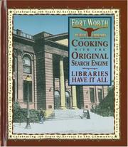 Cover of: Cooking with the Original Search Engine | Fort Worth Public Library