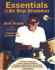 Cover of: Essentials for the Be Bop Drummer | Artt Frank
