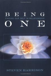 Cover of: Being One