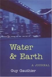 Cover of: Water & Earth