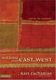 Cover of: Walking from East to West: God in the shadows