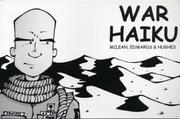 Cover of: War haiku | Wilmer McLean