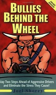 Cover of: Bullies Behind the Wheel