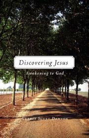 Cover of: Discovering Jesus
