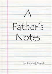 Cover of: A Father's Notes