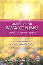 Cover of: Diary of an Awakening