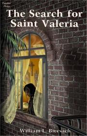 Cover of: The Search for Saint Valeria