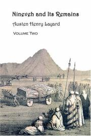 Cover of: Nineveh and Its Remains, Vol. 2