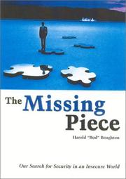 Cover of: The Missing Piece